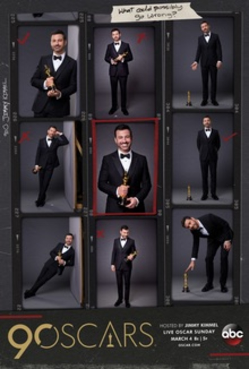 2018 Offical Oscars Posters - By Source, Fair use, https://en.wikipedia.org/w/index.php?curid=56372844  - Will you be watching the 2018 Oscars?