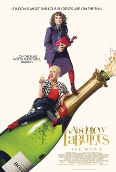 absolutely fabulous the movie, jennifer saunders, joanna lumley