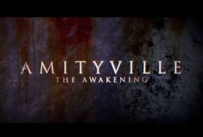 Amityville The Awakening starring Jennifer Jason Leigh, Cameron Monaghan, Taylor Spreitler, Bella Thorne and Mckenna Grace