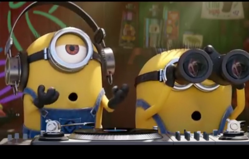 Despicable Me Minions