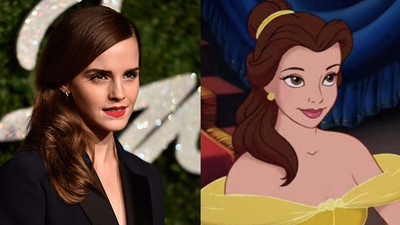 emma watson, belle, beauty and the beast, disney