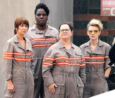 ghostbusters 2016, ghostbusters