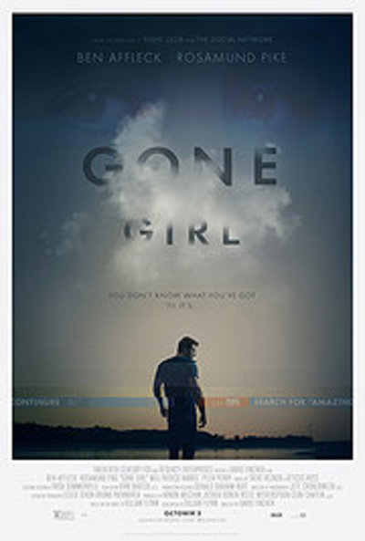 Gone Girl, movie