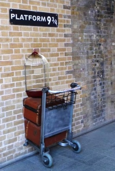 Harry Potter Trolley