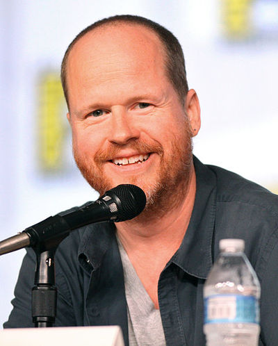 Joss Whedon, director of Marvel's The Avengers and The Avengers: Age of Ultron