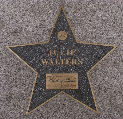 julie walters, star