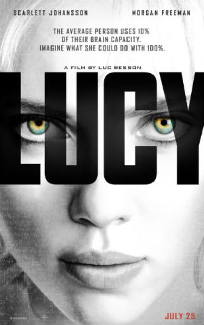 Lucy, Luc Besson
