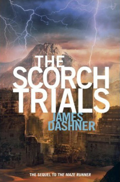 maze runner, scorch trials