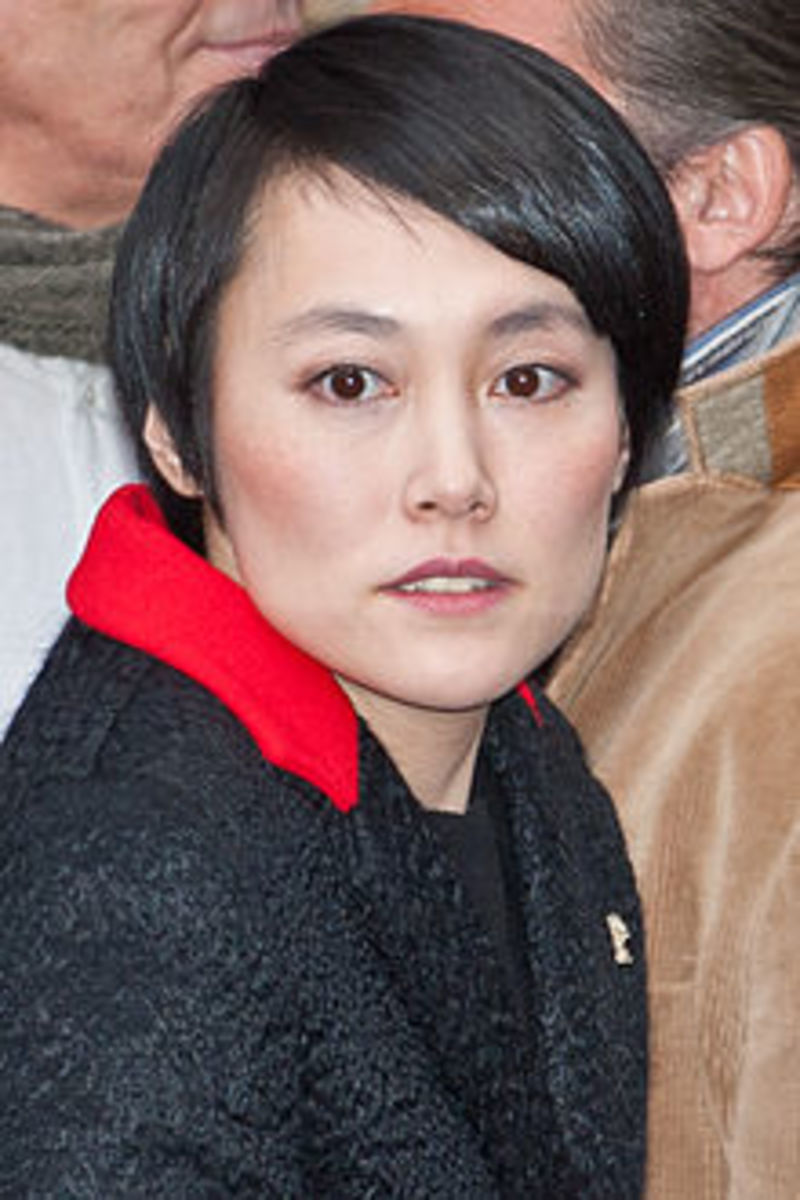 Rinko Kikuchi, Japanese actress, Ghost in the Shell