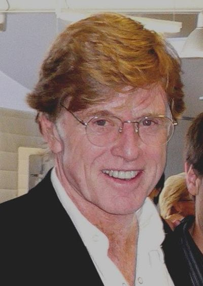 Robert Redford Wikimedia Commons (author Steve Jurvetson)