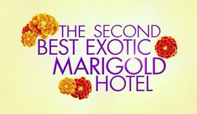 second best exotic marigold hotel movie sequel