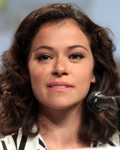 Tatiana Maslany, star of Orphan Black