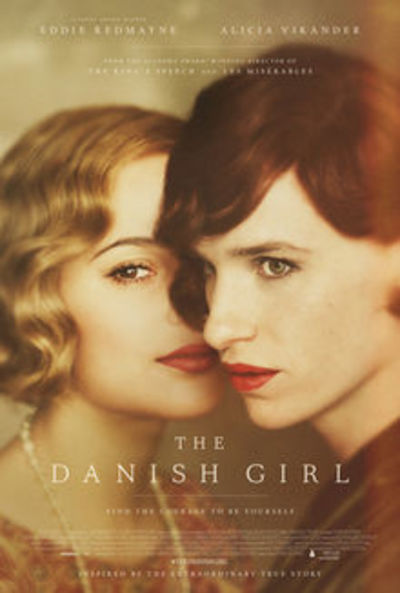the danish girl, cinema, eddie redmayne