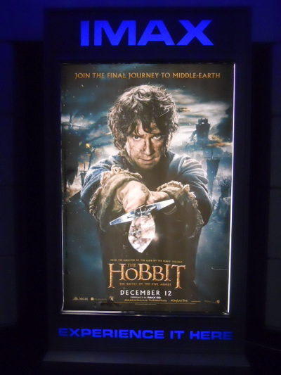 the hobbit, the battle of five armies, cinema