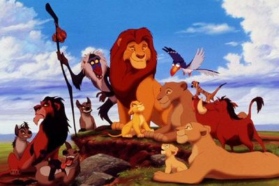 the lion king, animation, live action, the mirror