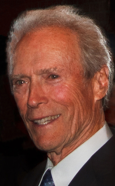 Wikimedia Creative Commons Share alike Clint Eastwood (credit gdcgraphics at http://flickr.com/photos/gdcgraphics/)