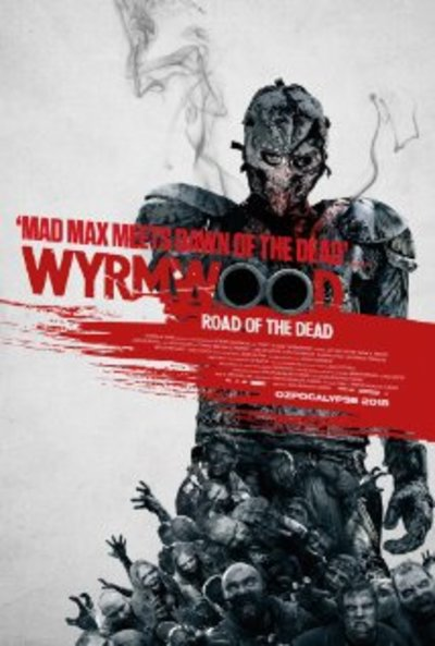 Wyrmwood, Wyrmwood: The Road of the Dead, Kiah Roache-Turner, Aussie horror movies