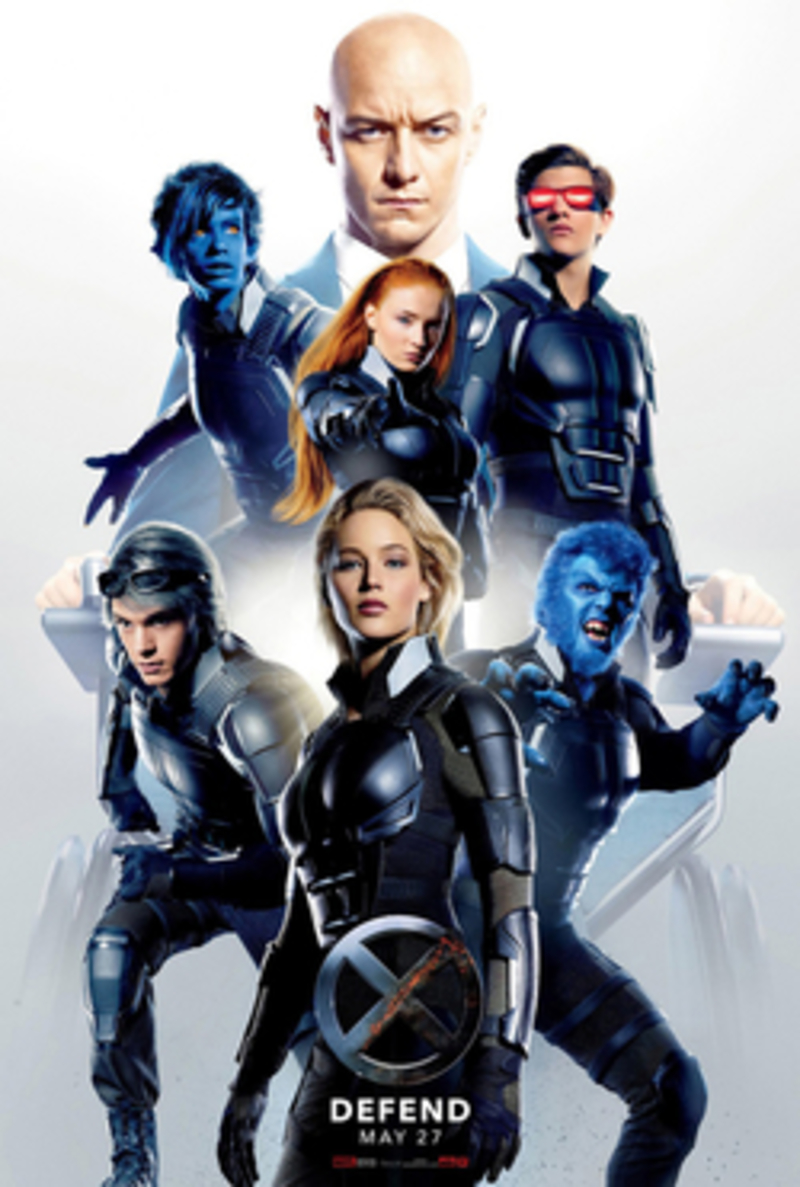 x men apocalypse